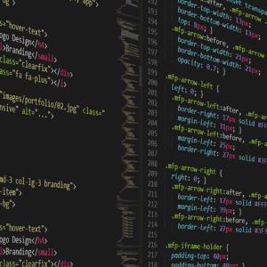 image code développeur web programmation